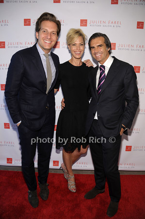 Dr.Michael Apa, Suelyn Farel, Julien Farel photo by Rob Rich/SocietyAllure.com © 2014 robwayne1@aol.com 516-676-3939