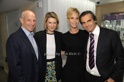 Jonathan Tisch, Lizzie Tisch, Suelyn Farel, Julien Farel photo by Rob Rich/SocietyAllure.com © 2014 robwayne1@aol.com 516-676-3939