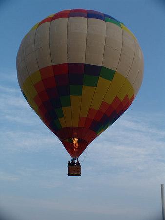 July 06 Hot Air Ballooning