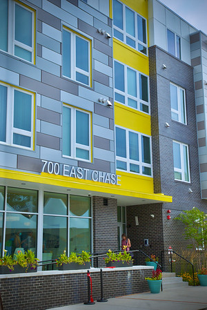 July 08, 2021 - Grand Opening and Ribbon Cutting for 700 East Chase Street