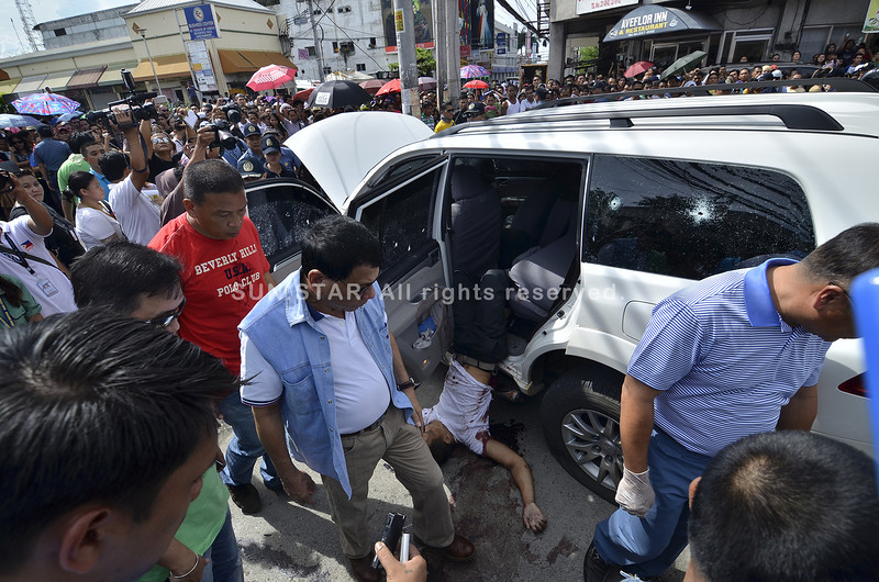 kidnappers killed in Davao City shootout