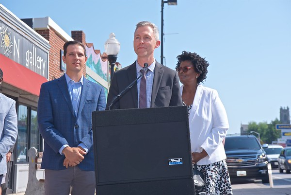 July 25, 2019 - Hamilton Street Business Press Conference