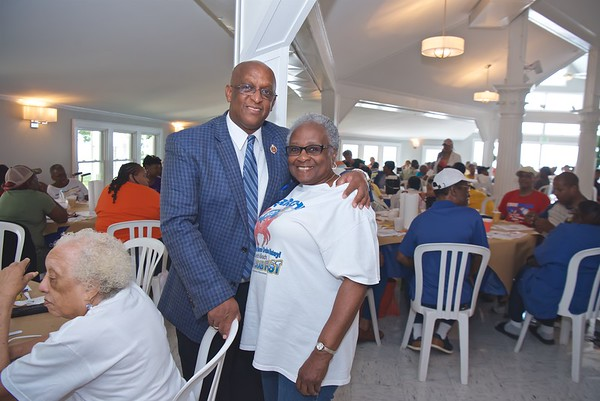 July 31, 2019 - Baltimore Recreation and Parks Senior Crab Feast at Kurtz's Beach