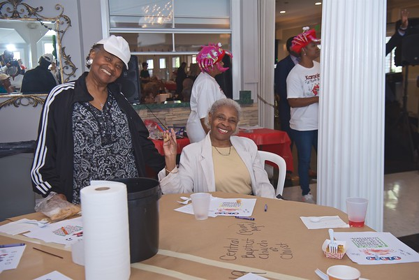July 31, 2019 - Baltimore Recreation and Parks Senior Crab Feast at Kurtz's Beach