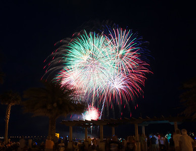 Fireworks July 4th 2013