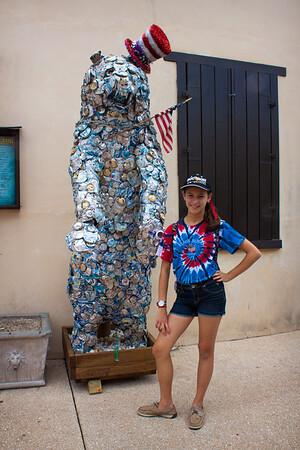 July 4th 2013 - St. Augustine