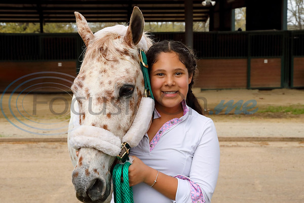 """Bri Smith, and her horse """"Scooter"""", will be competing at the Texas Hunter & Jumper Association event, which is being held at Tyler Rose Horse Ranch this weekend, Northwest of Tyler, on Highway 110. (Lang White / Correspondent)"""