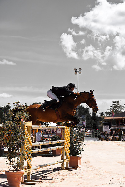 Jumping International de Bourg en Bresse - Ain - France
