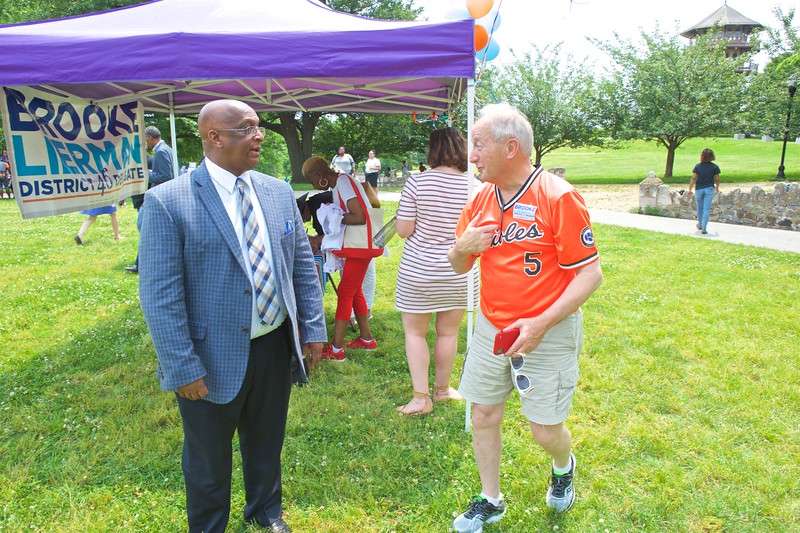 June 02, 2019 - Delegate Brooke Lierman's Community Picnic at Patterson Park