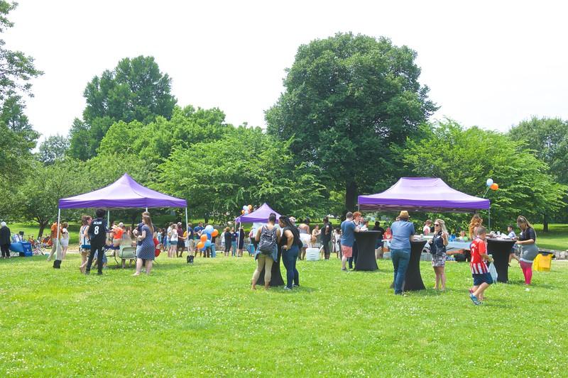 June 02, 2019 - Delegate Brooke Lierman's Community Picnic at Patterson Park