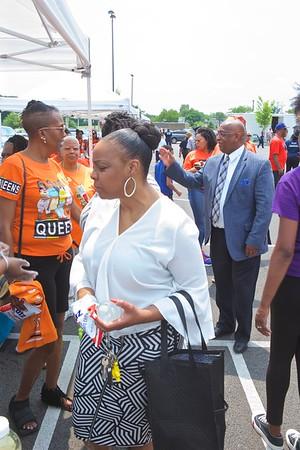June 02, 2019 - Gun Violence Awareness Day at the Parkside Shopping Center