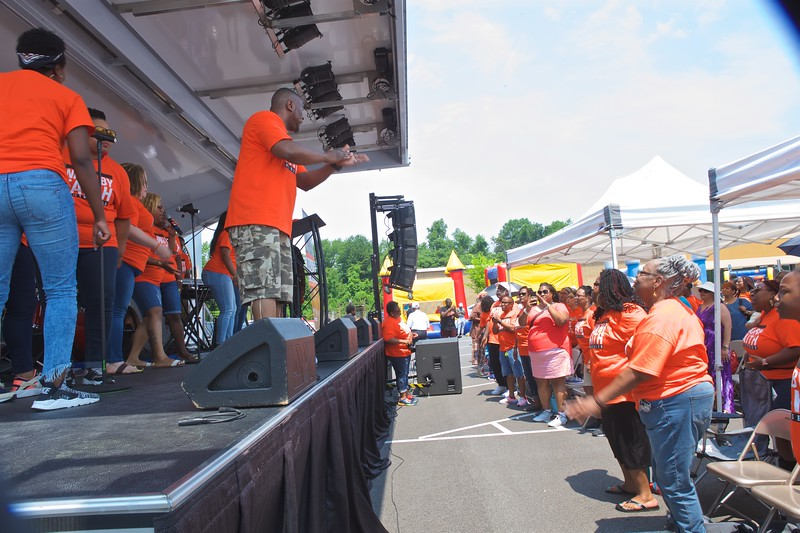 June 02, 2019 - Gun Violence Awareness Day at the Parkside Shopping Center