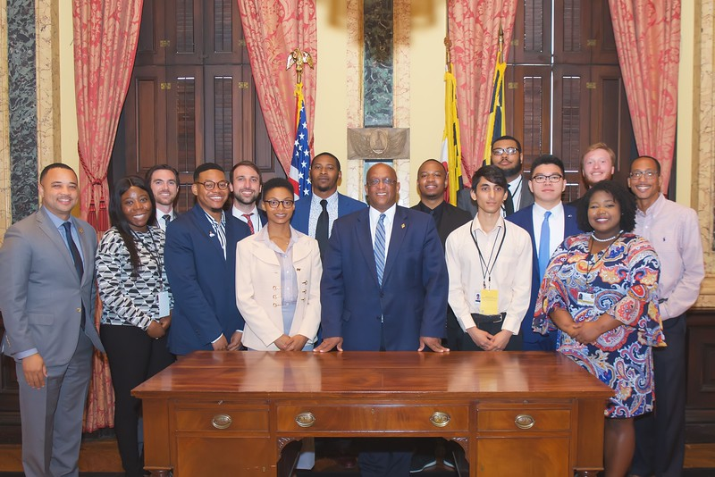 June 03, 2019 - Mayoral Fellows First Day Orientation  at City Hall
