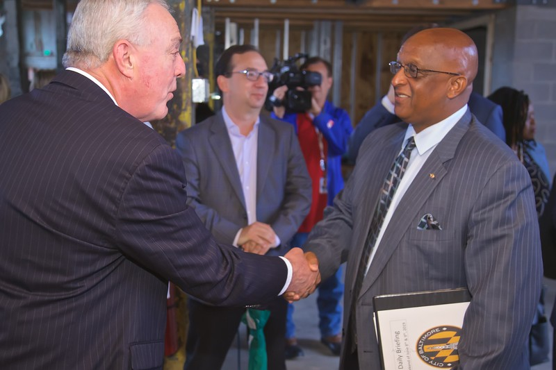 June 10, 2019 - Hoen & Company Economic Development Award Announcement - 2101 E. Biddle Street, 21213