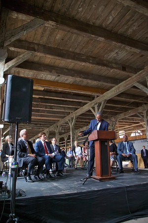 June 10, 2019 - Hoen & Company Economic Development Award Announcement - 2101 E. Biddle Street, 21213