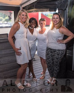 June 12, 2018 Le Dîner en Blanc Preview Party, Moshulu