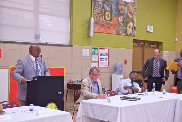 June 19, 2019 - Pimlico Community Development Authority Meeting at the James D. Gross Recreation Center