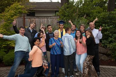 Bellevue Graduation