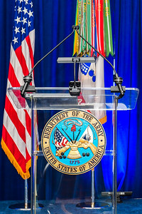 A Medal of Honor Reception is held at the Sheraton Pentagon City Hotel, in Arlington, Va., June 25, 2018. Pauline Conner, the spouse of U.S. Army 1st Lt. Garlin M. Conner, will be posthumously awarded the Medal of Honor June 26, 2018, for actions while serving as an intelligence officer with Headquarters and Headquarters Company, 3rd Battalion, 7th Infantry Regiment, 3rd Infantry Division, during World War II on Jan. 24, 1945. (U.S. Army photo by Spc. Anna Pol)