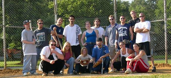 June 27th Softball Game