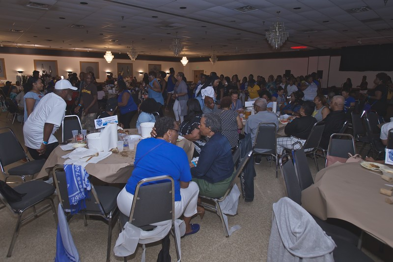 June 29, 2019 - Zeta Phi Beta Sorority Inc. Crab Feast