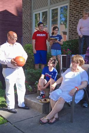 June 30, 2019 - Annual Tour de Court Basketball Tournament