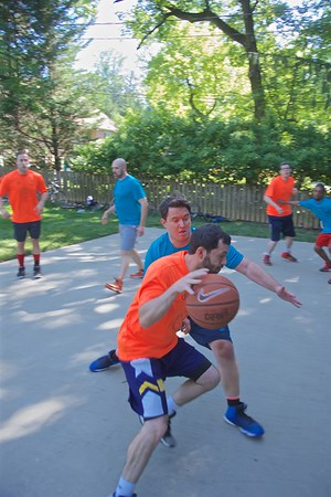 June 30, 2019 - Annual Tour de Court Basketball Tournament