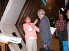 Barb with Fr. Bob Bossie.