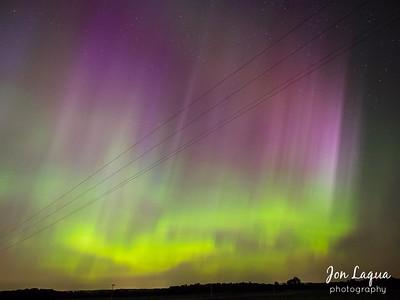 June Aurora Display