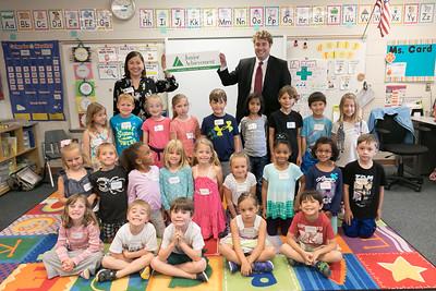 Junior Achievement Volunteer Photos