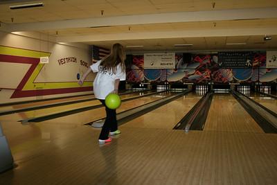 Kelly bowling.