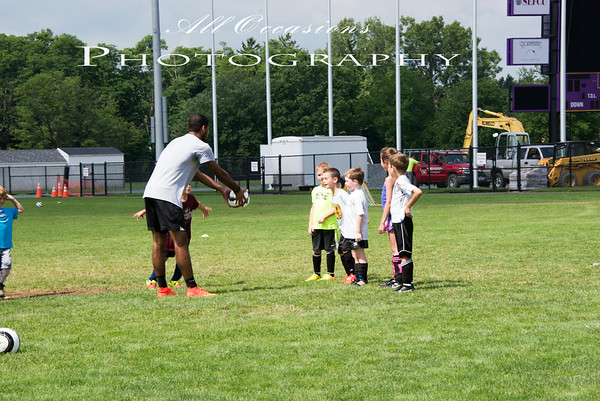 Junior Danes Soccer Camp