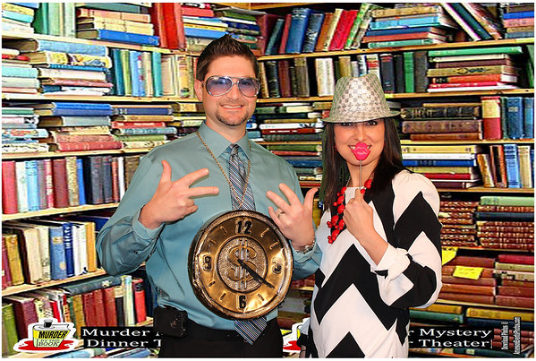 Junior League Murder Mystery 2013