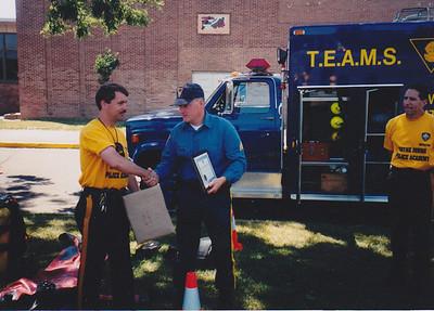Junior Police Academy 1999