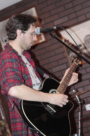 the amazing guitar by Kyle  copyrt 2015 m burgess