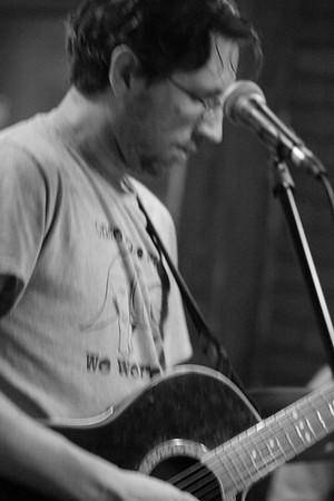 Kyle on acoustic guitar  coprt 2015 m burgess