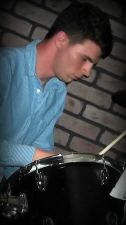 Pat Drumming copyrt 2015 M Burgess