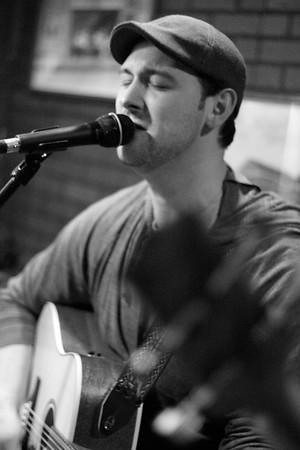 Brian Thomas Malone  Sings - Hartford Rd April 2015