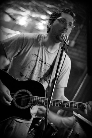 Kyle on guitar  copyrt 2015 m burgess