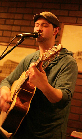 Brian singing April 2015 Copyrt 2015 M Burgess