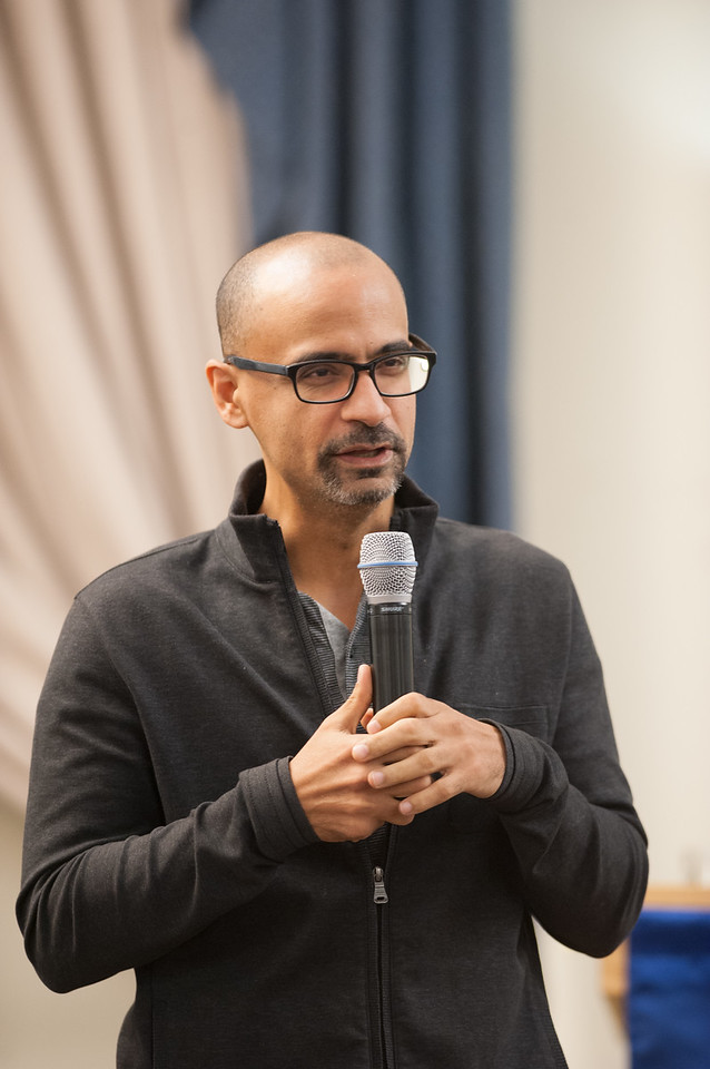 Junot Diaz Lecture, October 2016