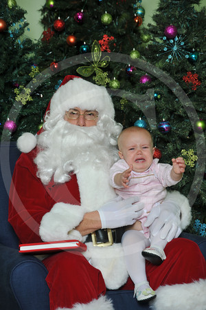 Just For Baby - Santa 12-10-11