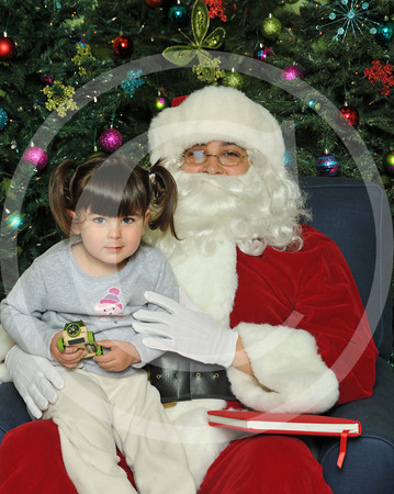 Just For Baby - Santa 12-3-11