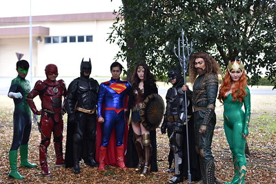Justice League Movie Event