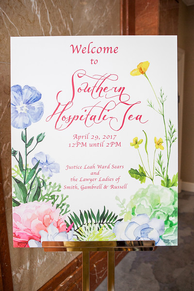 Justice Sears | Southern Hospitality Tea
