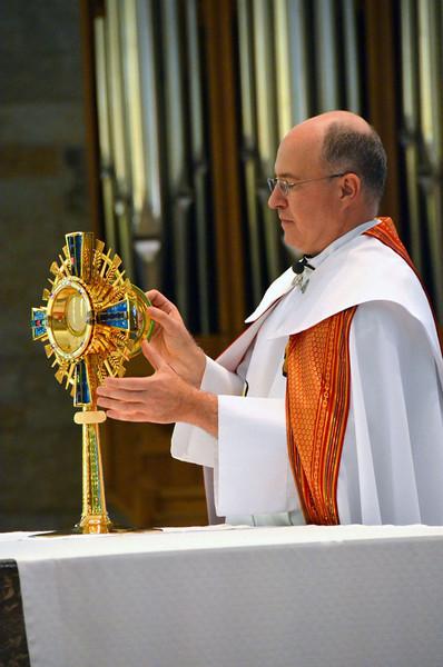 Fr. Stephen Huffstetter