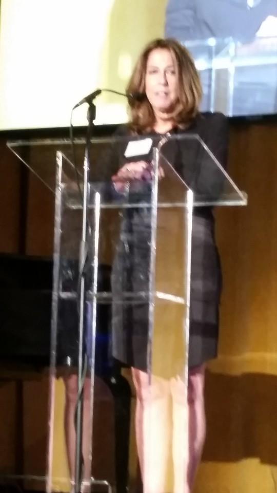 Marsha Levick at JLC 40th Anniversary