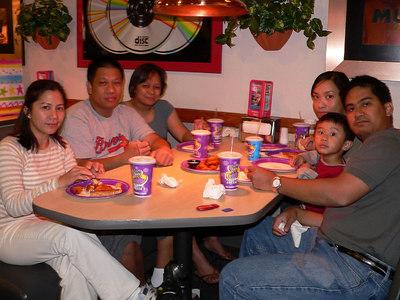 Jyle's Birthday Party 2006