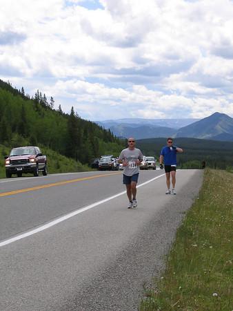 K-100 relay race