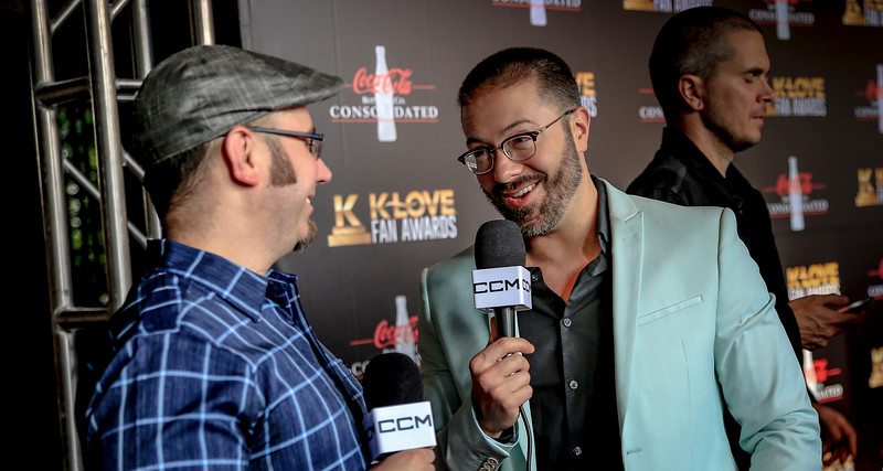 Male Artist of the Year: Danny Gokey / Interview with CCM Mag's Brandon Woolum